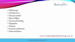 Wiztech New Embedded System Syllabus