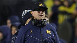 Michigan news conference recap: Why Harbaugh wrote to parents