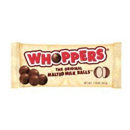 Whoppers Malted Milk Balls - 24 / Box - Candy Favorites