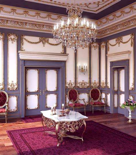 deco chambre baroque decoration baroque