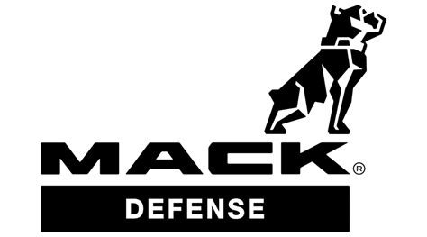 mack defense vector logo   svg png format seekvectorlogocom