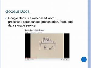 collaboration in the digital age With google docs spreadsheet collaboration
