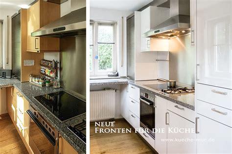 Wir Renovieren Ihre Küche  Neue Kuechenfronten
