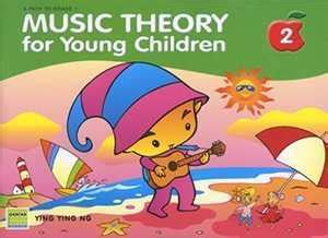 theory for children book 2 ying ying ng 426 | Music Theory for Young Children Book 2 e
