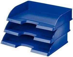 Banette De Rangement : bac a courrier plus standard format a4 a l 39 italienne bleu corbeille courrier de bureau ~ Teatrodelosmanantiales.com Idées de Décoration