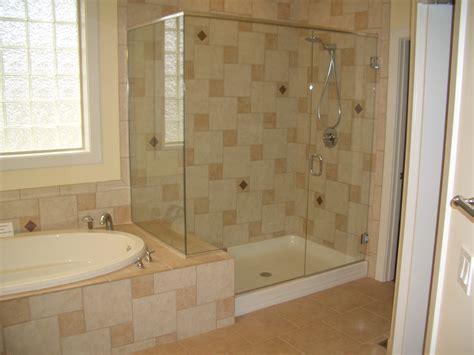 Bathroom Shower  Home Design Interior