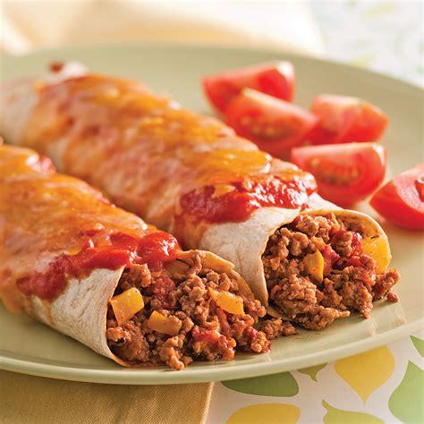 veau cuisine enchiladas au veau recettes cuisine et nutrition