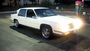 My 1988 Cadillac Sedan Deville   Sold   Truly Missed