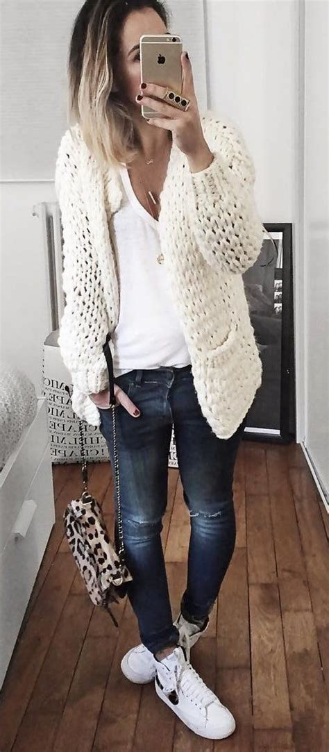 45 Stylish Knitted Outfit Ideas To Copy Right Now