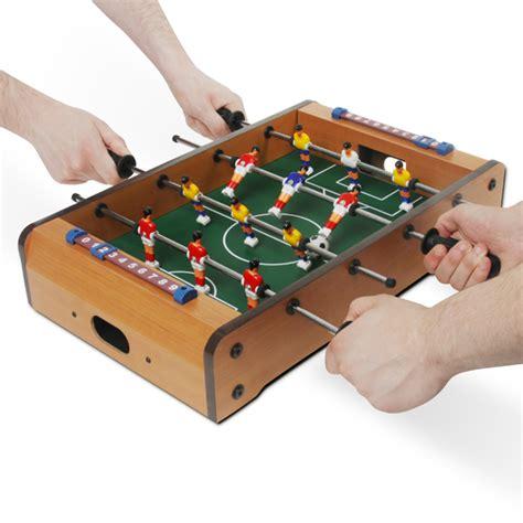 babyfoot de table desktop table football iwoot