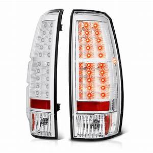 07-13 Chevy Avalanche Euro Style Led Tail Lights