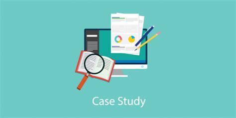 write  case study   easy steps