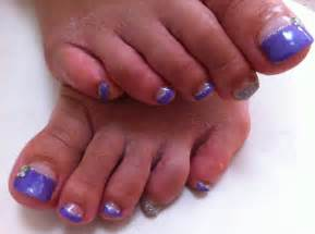 Nail designs toe art