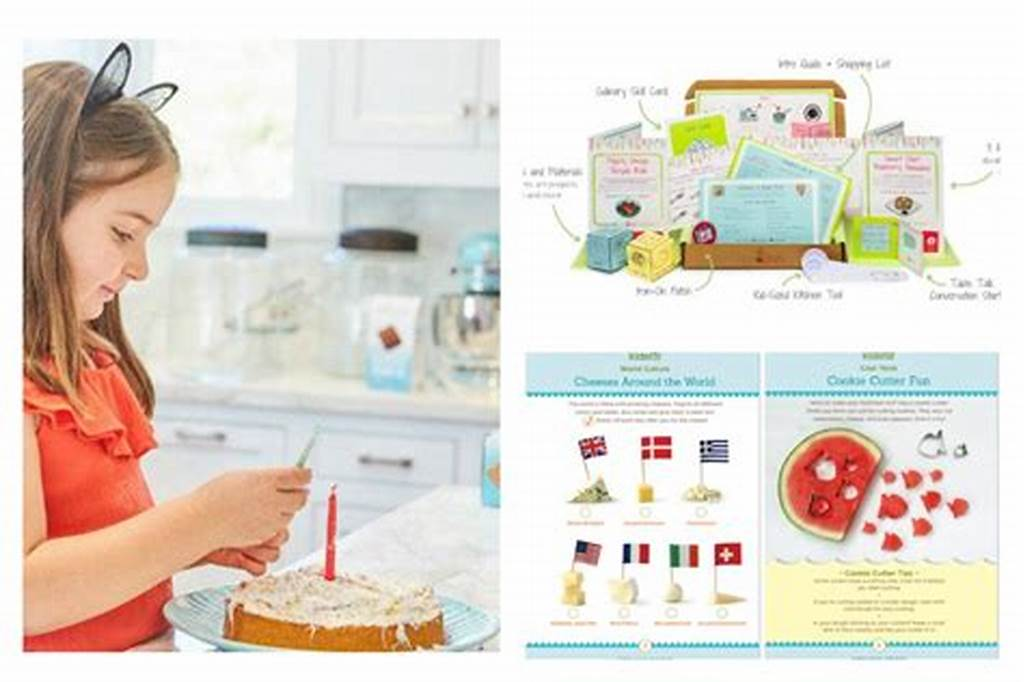 #Fabulous #Gift #Ideas #To #Get #Kids #In #The #Kitchen