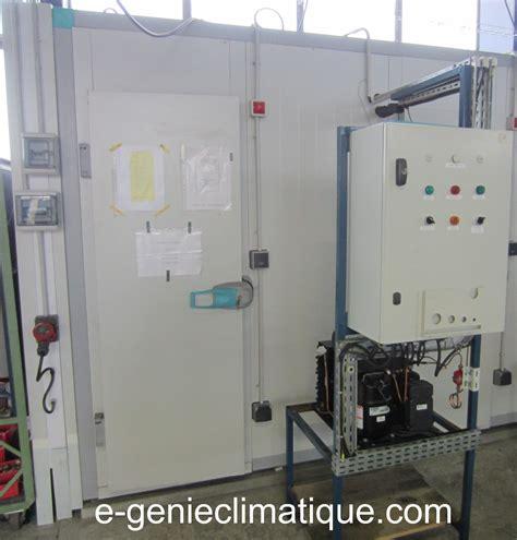 chambre froide fonctionnement froid01 le circuit frigorifique de base dans une chambre