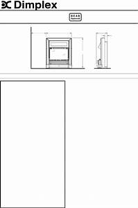 Dimplex Indoor Fireplace Chb20br User Guide