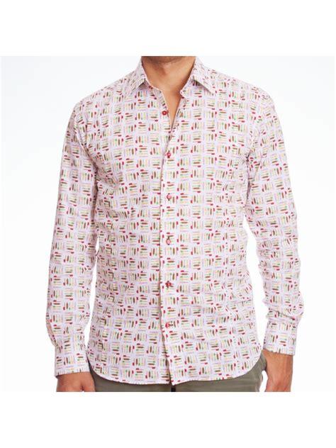 chemise de cuisine chemise ustensiles de cuisine coupe ajustée pour homme