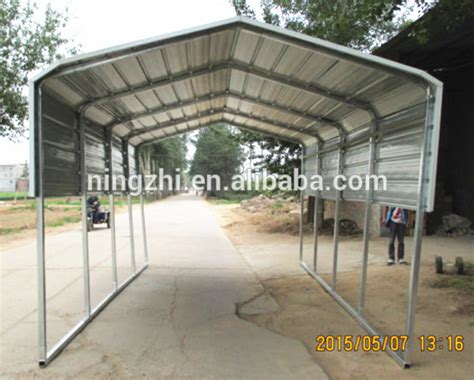 Auto Shelter Metal by Foldable Car Shelter Steel Shelter Buy Outdoor Car