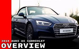 2018 Audi A5 Cabriolet Owners Manual