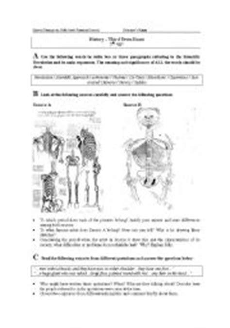 worksheets history worksheet scientific