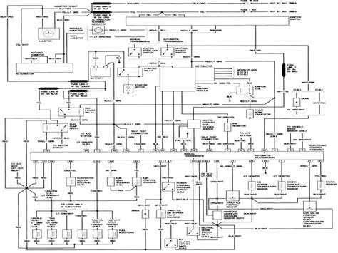 1999 Ranger Wiring Diagram by Headlight Wiring Diagram 1999 Ford Ranger Wiring Forums