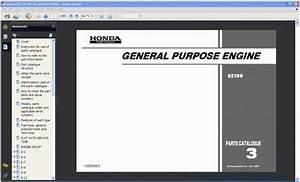 Honda Gx100 Parts Catalogue Order  U0026 Download