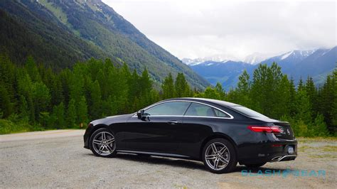 2018 Mercedes-benz E400 Coupe First Drive