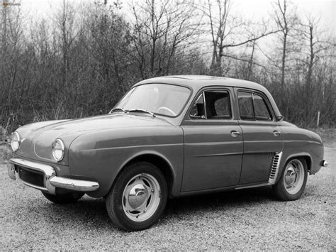Renault Dauphine 1956–67 wallpapers (1920x1440)
