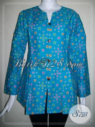 blouse lengan balon polos blus wanita masa kini blus batik wanita kerja model masa