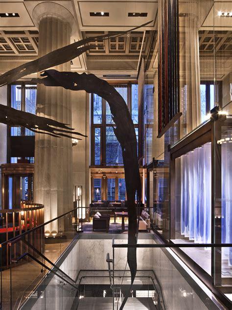 nobu downtown restaurant  york urdesignmag
