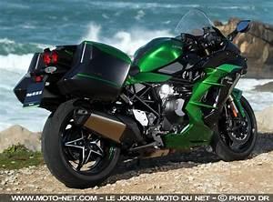 Moto Qui Roule Toute Seul : routi re essai ninja h2 sx moto routi re sportive en vert et contre tout ~ Medecine-chirurgie-esthetiques.com Avis de Voitures