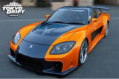 Drift Tokyo Rx7 Mazda Veilside Cars Drifting