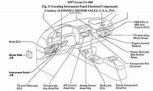 O2 Sensor Location For 2006 Lexus Gs300