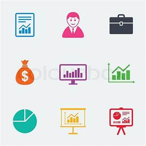 Statistics  Accounting Icons  Charts