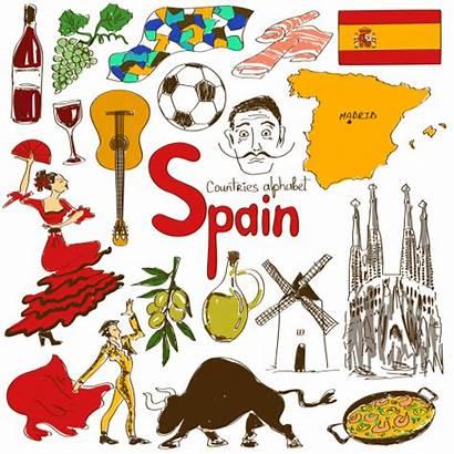 Spain Culture Map Kidspressmagazine