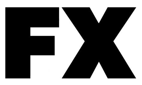Fx Tv Channel Logo Vector