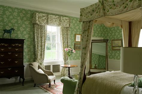 Bedroom Paint Ideas Ireland by Country Green Bedroom Interiors By Color