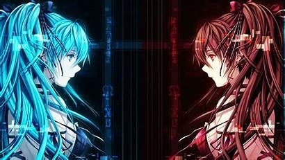 Miku Hatsune Vocaloid Zatsune Desktop Wallpapers Background