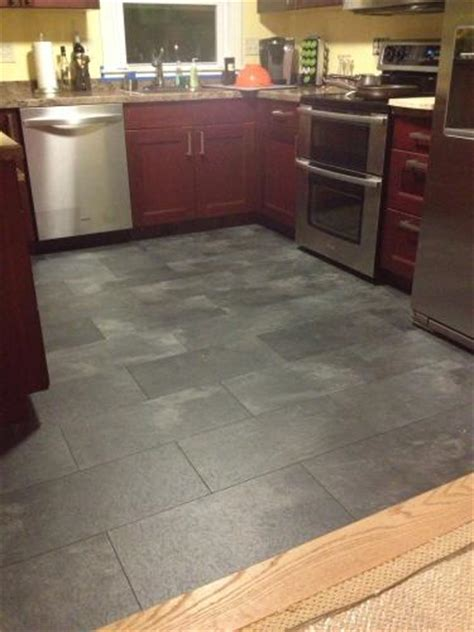 pergo slate flooring pergo xp monson slate 10 mm thick x 11 1 8 in width x 23 7 8 in length laminate flooring 18