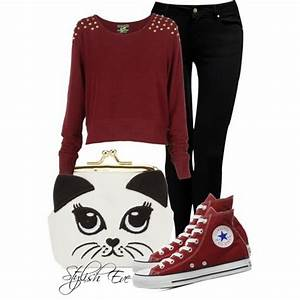 Cute Outfits With Red Converse Tumblr | www.imgkid.com ...