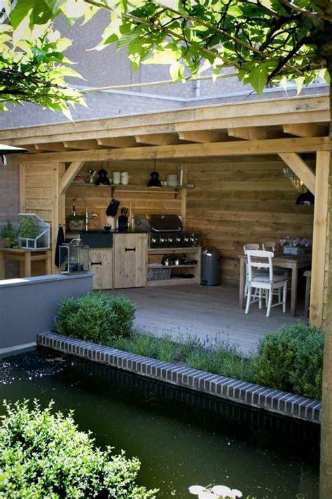 cuisine exterieur best 25 outdoor bbq kitchen ideas on outdoor