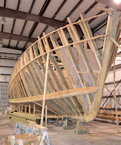 Fiberglass Boat Repair Eastern Nc by Chadwick Boat Works Is Assembling What Might Be The Last