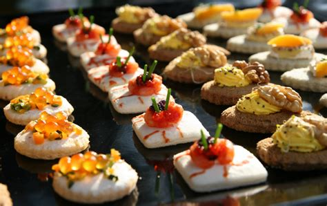 cheap easy canapes house in entertaining guests