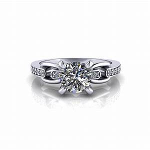 linked diamond engagement ring jewelry designs With diamond wedding ring designs