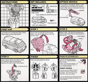 Protectobots  Defensor  G1  First Aid  P4   Transformers