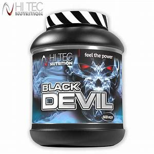 Black Devil 240caps Pro Testosterone Booster Hormone Support Anabolic Supplement 5907534281699