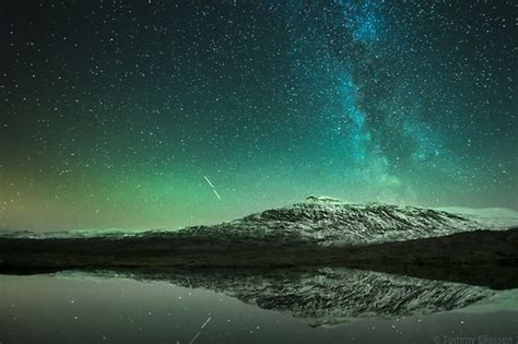 photography landscape space stars scenery ftsup