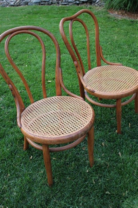 pair of thonet bentwood chairs dating and value my