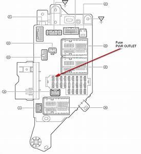 Lexu Lx470 Fuse Box