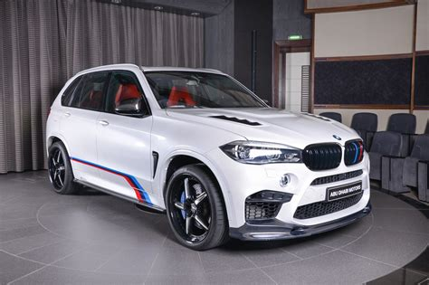 Bmw X5 M Gets Seriously Upgraded In Abu Dhabi